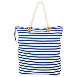 SUMMER & ROSE Brittany Canvas Tote Bag